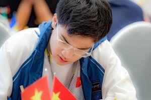 Nguyễn Anh Khôi giành 'cú đúp' vàng cờ vua trẻ châu Á
