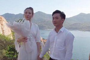 Không ngờ Đàm Thu Trang, vợ sắp cưới Cường Đô La, ăn mặc giản dị thế này
