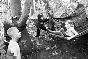 Anh: Mô hình 'trường học trong rừng' bị lạm dụng làm kinh tế?