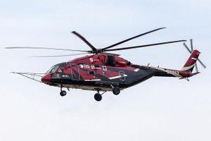 Trực thăng Mi-38 vượt qua loạt thử nghiệm trong điều kiện khắc nghiệt