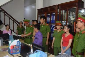 Khởi tố bị can, bắt giam PGĐ Doanh nghiệp tư nhân Tuyết Liêm