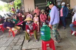 Đà Nẵng: Người dân tiếp tục chặn xe vào bãi rác Khánh Sơn trong sáng 8.7