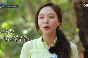Dân Hàn kiến nghị tha tội cho sao nữ bắt sò bảo tồn ở Thái Lan