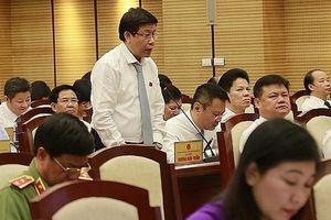 Đại biểu HĐND đề xuất giải pháp cải tạo sông, hồ
