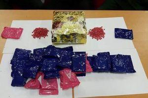 Bắt đối tượng vận chuyển lượng lớn ma túy từ Lào về Việt Nam tiêu thụ
