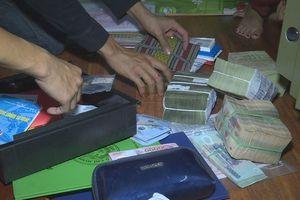 Vụ đột kích 27 tụ điểm lô đề: Triệt phá 2 đường dây đánh bạc trên 200 tỷ đồng