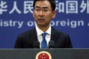 Trung Quốc tố cáo Mỹ 'bắt nạt' Iran