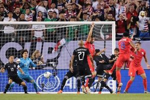 CONCACAF 2019: Thất thủ 0-1 trước Mexico, ĐT Mỹ ngậm ngùi nhìn đối thủ đăng quang
