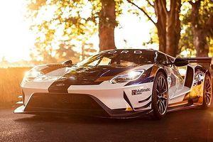 Ford ra mắt GT bản đua thế hệ thứ hai tại triển lãm tốc độ Goodwood