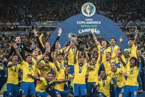 Brasil vô địch Copa América 2019: Đúng như 'mong đợi' của Messi