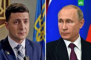Tổng thống Ukraine đề nghị gặp ông Putin ở Minsk