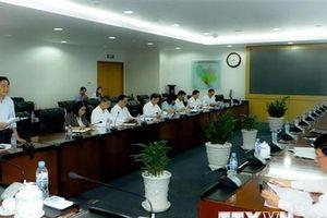 Tỉnh ủy Bình Dương kiểm tra thực hiện việc sắp xếp tổ chức bộ máy