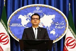 Iran vẫn để ngỏ cánh cửa ngoại giao để cứu vãn thỏa thuận JCPOA