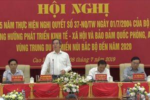 Cao Bằng kiến nghị xem xét ngân sách cho dự án cao tốc Đồng Đăng - Trà Lĩnh