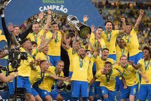 Đôi công hấp dẫn, Brazil đăng quang Copa America