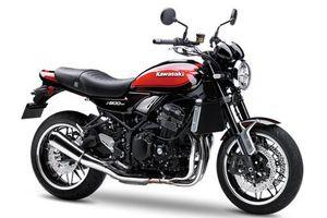 Ngắm môtô Kawasaki giá gần 400 triệu đồng tại Việt Nam
