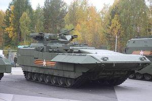 T-15 Armata liệu có xứng danh xe chiến đấu bộ binh tương lai?