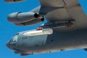 Tên lửa siêu thanh AGM-183A ARRW Mỹ khiến Kh-47M2 Kinzhal Nga phải 'ngước nhìn'