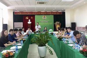 Hội nghị ban chấp hành công đoàn ngành Y tế Hà Nội