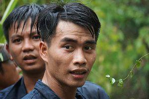 Huy động hơn 100 chiến sĩ dập tắt cháy rừng tại Đà Nẵng