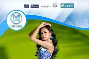 Bạn gái soái ca U23 Việt Nam lần thứ 6 bị loại khỏi cuộc thi Hoa Hậu
