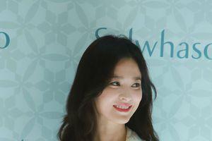 Đây là phản ứng và những gì Song Hye Kyo nói với fan sau khi ly hôn Song Joong Ki