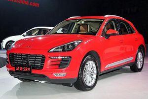 5 mẫu SUV Trung Quốc nhái trắng trợn kiểu dáng xe sang