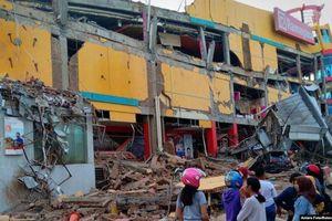 Indonesia: Cảnh báo sóng thần sau động đất 7,1 độ xảy ra ở biển Molucca