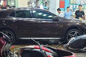 TP.HCM: Tai nạn giảm, ùn tắc chuyển biến tốt