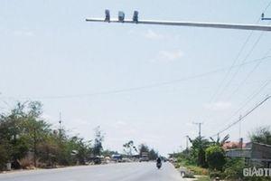 Camera 'bắt' gần 35.000 trường hợp vi phạm trật tự ATGT ở Bạc Liêu