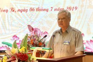 Ông Phùng Quang Cơ là Chủ tịch Chi Hội hữu nghị Việt Nam-Campuchia TP Uông Bí