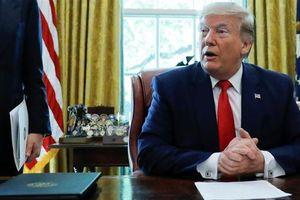 Bị Đại sứ Anh chê 'bất tài', ông Trump phản ứng bất ngờ
