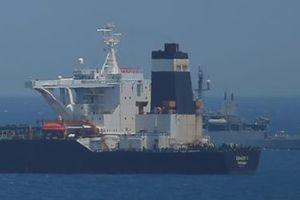 Iran 'thề' không tha cho Anh vụ bắt siêu tàu dầu gần Gibraltar
