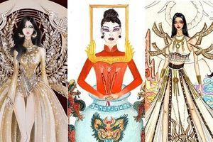 Mặc tranh cãi, thiết kế trang phục dân tộc 'Bàn thờ' vẫn lọt top 18, chuẩn bị thuyết trình để tranh top 3