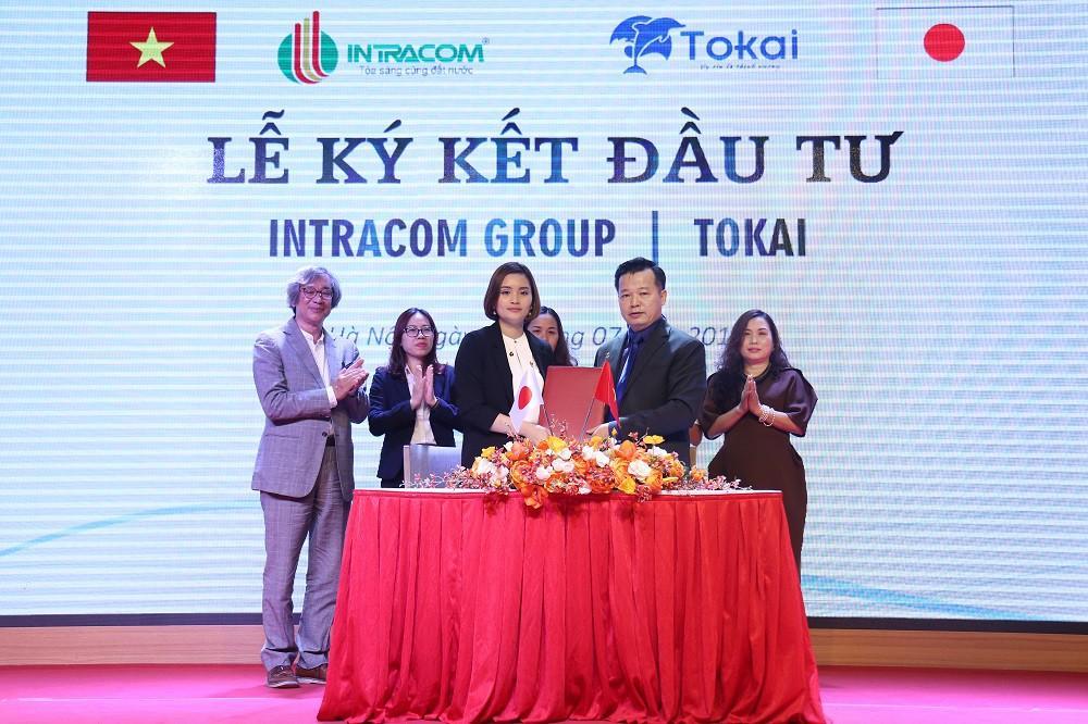 Intracom bắt tay Tokai chinh phục thị trường Nhật Bản