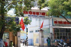 Bộ Y tế yêu cầu báo cáo vụ việc sản phụ tử vong tại Bệnh viện Đại học Y dược Huế