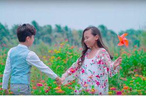 Thái Thùy Linh cho con gái 10 tuổi làm MV 'cover' ca khúc 'hit'
