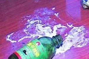 Suýt thiệt mạng vì siêu nước bị 'tẩm' thuốc diệt cỏ