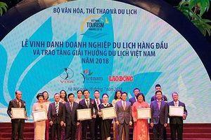 Thêm hai hạng mục được vinh danh tại Giải thưởng Du lịch Việt Nam năm 2019
