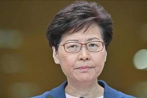 Đặc khu trưởng Hong Kong tuyên bố dự luật dẫn độ đã chết