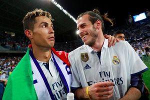 Đội bóng Trung Quốc mời gọi Bale bằng mức lương gấp đôi Ronaldo
