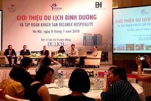 Lần đầu tiên du lịch Bình Dương quảng bá tại Hà Nội