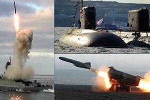 Đơn hàng hải quân khủng, doanh nghiệp Nga sống khỏe vài năm