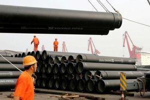 Mỹ áp thuế lên thép nhập khẩu Trung Quốc