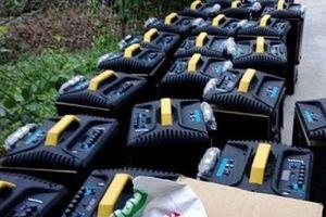 Tăng cường soi chiếu để chặn ma túy 'ngụy trang' trong loa thùng vào Việt Nam