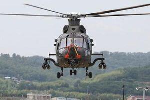 Hàn Quốc lần đầu bay thử trực thăng vũ trang hạng nhẹ