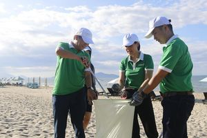 Quảng Nam hưởng ứng phong trào chống rác thải nhựa