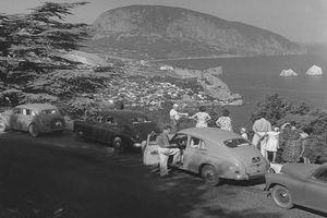 Ngạc nhiên cuộc sống trên bán đảo Crimea thời Liên Xô