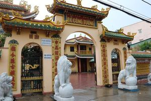 Đồng Tháp: Đền thờ ông bà Chủ chợ Cao Lãnh được công nhận Di tích quốc gia