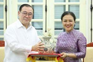 Ngoại giao nhân dân đã vun đắp quan hệ Việt Nam - Philippines